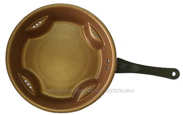 Конвекционная сковородка Steel Air Frying Pan