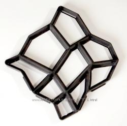 Форма для заливки садовой дорожки Горный камень