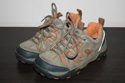 Треккинговые ботинки кроссовки jack wolfskin
