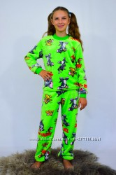 Детские пижамки.