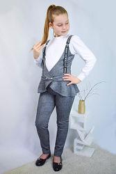 Стильная школьная одежда