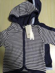 Одежда на новорожденных мальчиков, р. 50-74 Lupilu сток новая