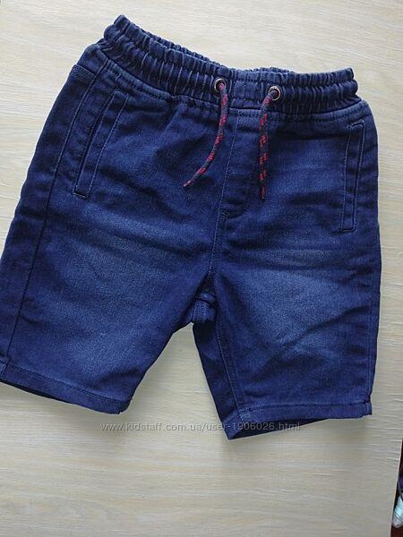 Шорты джинсовые  на мальчика Pepperts,  Пеппертс, р. 134/146 Новые