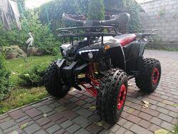Квадроцикл hunter125 см3