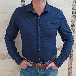 Крутая мужская рубашка от Tommy Hilfiger