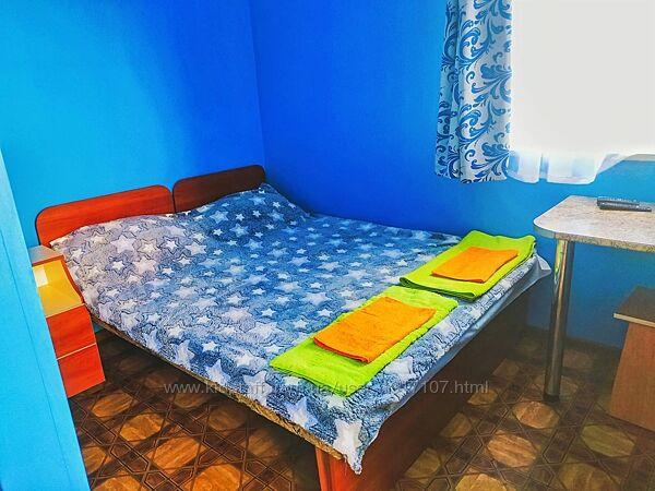 Гостевые домики ЛиКа в Бердянске с индивидуальной кухней