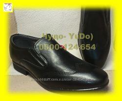 Туфли школьные, классика, р.  36, 24 см