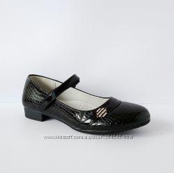 Школьные туфли девочкам, р. 32-37