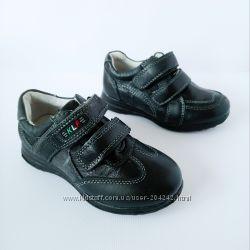 Туфли-кроссовки, кожа полностью, р. 26-31