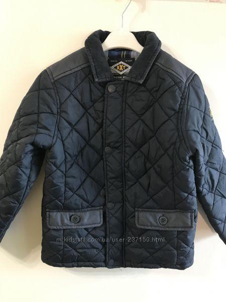 Стеганная курточка Next на 5-6 лет только после моего сына