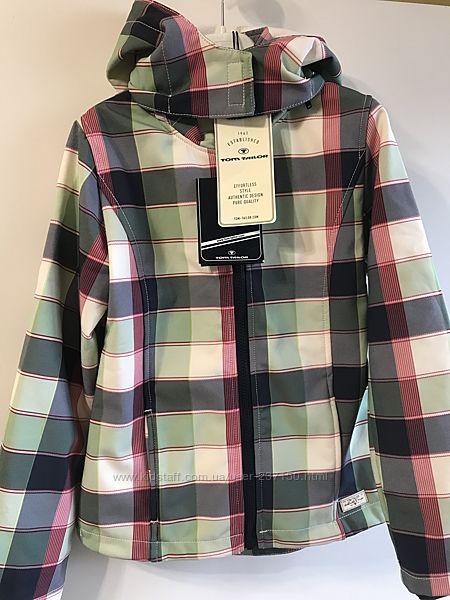 Новая куртка Tom Tailor на рост 140