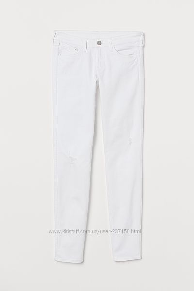 Новые джинсы H&M, размер 32/34