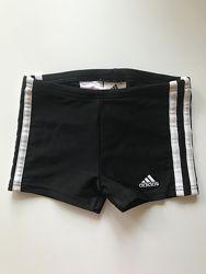 Плавки Adidas на 5-6 лет, оригинал, после одного ребёнка