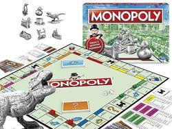 Hasbro Монополия. Разнообразие видов.  А также новинка