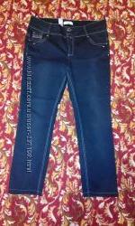 Женские стрейчевые джинсы на пышку, размер 54-56