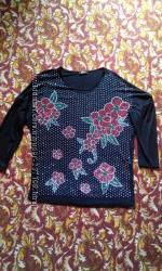 Очень нарядная блуза Ness на пышку, размер 54-56