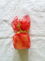Пустотелая форма призма, подсвечник в подарочной упаковке