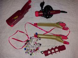 Набор для укладки плойка, утюжок PHILIPS Girl Glam HP-4680