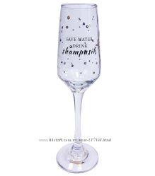 Бокал для шампанского Shampusik