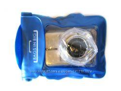 Аквабоксы - водонепроницаемые чехлы для фотоаппаратов и телефонов