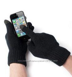 Перчатки для сенсорных телефонов iGlоves - разные цвета и модели