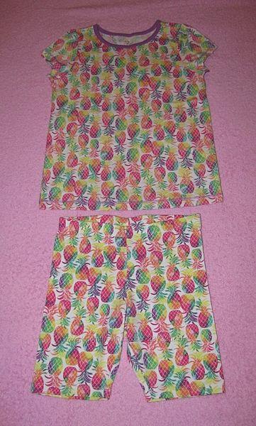 Футболка и шорты Childrensplace для девочки размер 5Т на рост 104-110 см