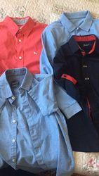 Рубашки для стильных мальчиков