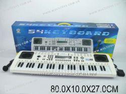 Орган от сети, микрофон, USB, дисплей, Орган XTS-5420 от сети, 54 клав. ,