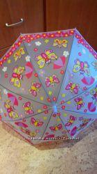 Стильный и яркий зонт Отличного качества