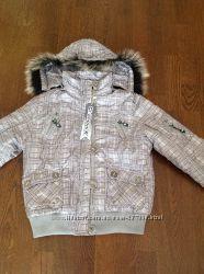 Шикарная новая куртка европейская зима ChamoniX размер 164 , xs, s