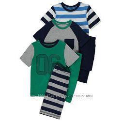 Пижама для мальчика George на 6-7 лет