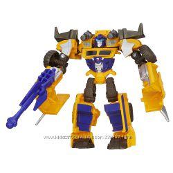 Hasbro Transformers. Машинки-трансформеры. Huffer Figure