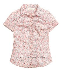 рубашки блузки   H&M
