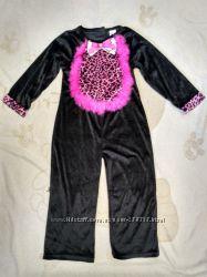 Детский карнавальный костюм Кошечка 4-5 лет прокат