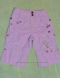 Суперклевые модные штаны Gap для девочки 3-6 мес, как новые Цена снижена