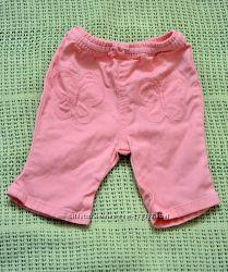 Красивые штанишки для вашей малышки 0-3 мес.