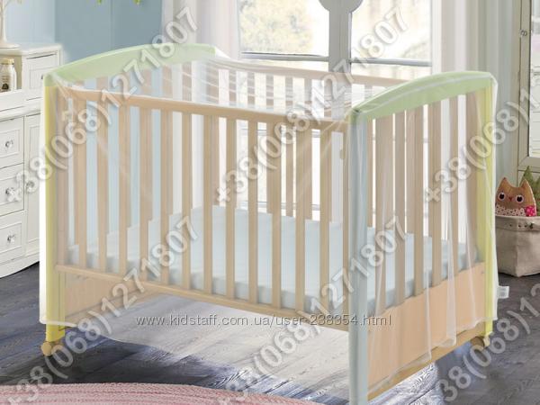 Москитная сетка на кроватку или манеж
