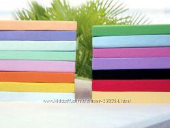 Простыни на резинке трикотажные Nostra - все цвета и размеры