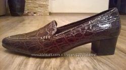 ZENDRA  Испания туфли натуральная кожа 38-39размер