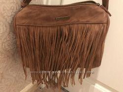 Продам сумку Bershka з бахромою