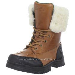 ботиночки Ralph Lauren