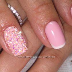Хрустальная крошка для ногтей  Crystal Pixie