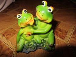 статуэтки  жабки  Сувениры