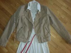 Фирменная куртка ветровка Gap XS