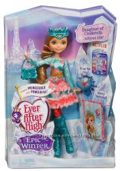 Кукла Ever After High Epic Winter Ashlynn Ella - Эшлин Элла.