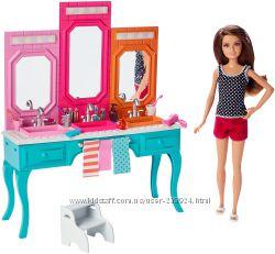 Барби сестры Шкипер кукла с ванной Sisters Skipper Doll with Bath