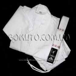 Кимоно для карате белое Matsa В наличии