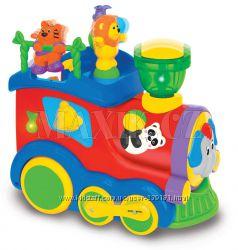 Продам развивающую игрушку Kiddieland Цирковой поезд