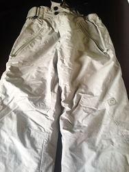 Зимний полукомбинезон, термо штаны, лыжные брюки Quechua Франция р.116-126