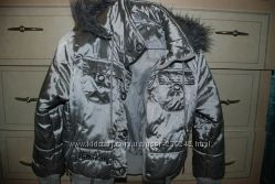куртка 8-9лет